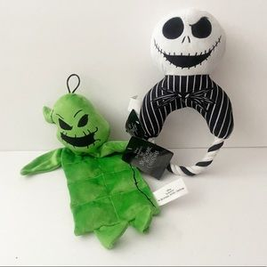NEW Disney Nightmare Before Christmas Dog toys